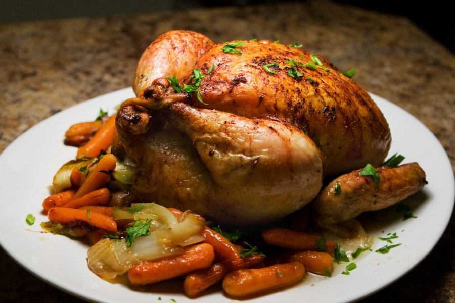 Peter's Roasted Chicken - Kettlebell Movement